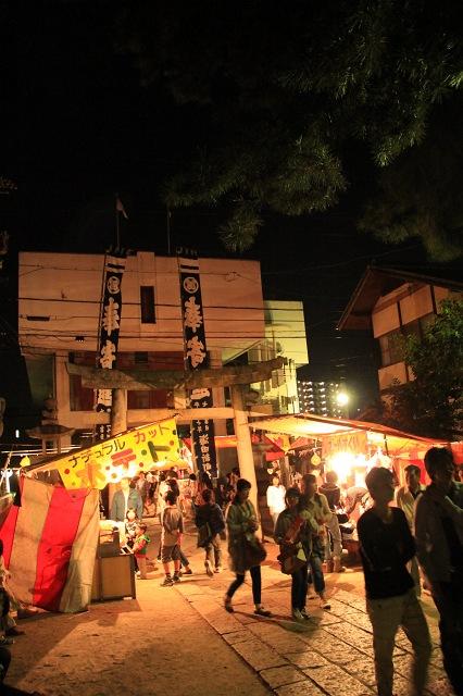 海田・熊野神社秋季例大祭前夜祭_b0095061_10381717.jpg