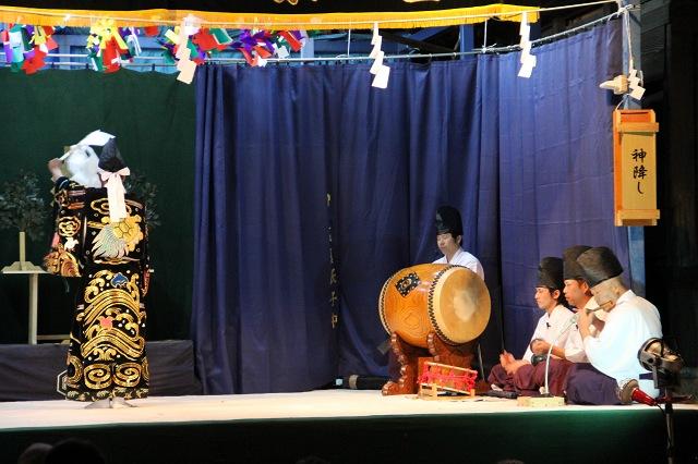 海田・熊野神社秋季例大祭前夜祭_b0095061_1038364.jpg