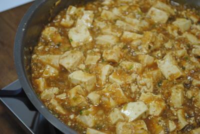 春巻き 麻婆豆腐のレッスンをしました_b0252363_1644331.jpg