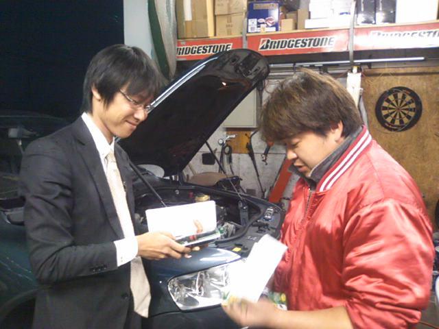 ランクルトミー札幌店(^o^)_b0127002_1712886.jpg