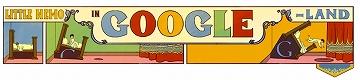 日々徒然-歳時記-Googleの遊び心_121015_「夢の国のリトル・ニモ」出版107周年_c0153302_728060.jpg