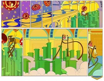 日々徒然-歳時記-Googleの遊び心_121015_「夢の国のリトル・ニモ」出版107周年_c0153302_729543.jpg