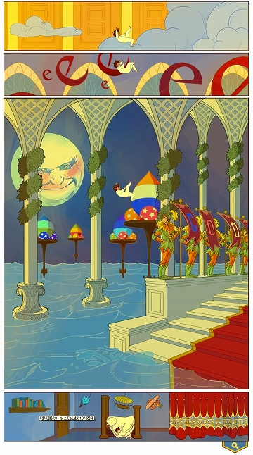 日々徒然-歳時記-Googleの遊び心_121015_「夢の国のリトル・ニモ」出版107周年_c0153302_7303812.jpg