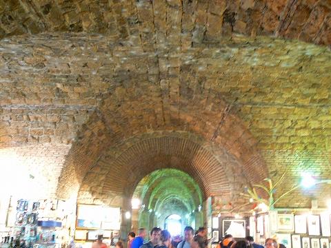 中欧家族旅行2012年08月-第四日目-スプリット・ディオクレティアヌス宮殿散策(II)_c0153302_8243647.jpg