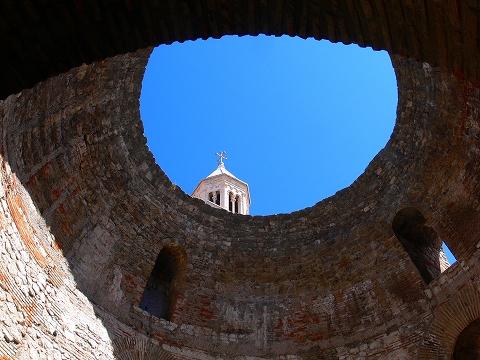 中欧家族旅行2012年08月-第四日目-スプリット・ディオクレティアヌス宮殿散策(II)_c0153302_839282.jpg