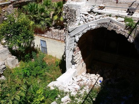 中欧家族旅行2012年08月-第四日目-スプリット・ディオクレティアヌス宮殿散策(II)_c0153302_8452364.jpg