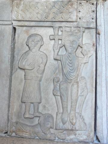 中欧家族旅行2012年08月-第四日目-スプリット・ディオクレティアヌス宮殿散策(II)_c0153302_922011.jpg