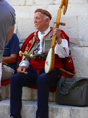 中欧家族旅行2012年08月-第四日目-スプリット・ディオクレティアヌス宮殿散策(II)_c0153302_994845.jpg