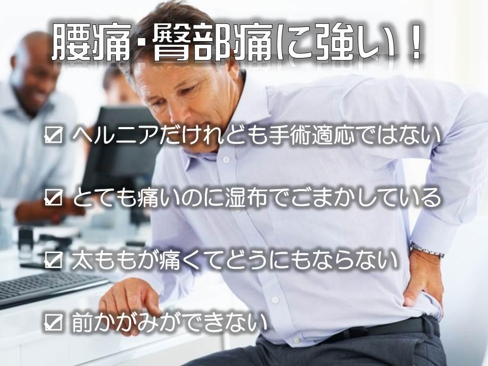 お尻から太ももの後ろが痛い!  ~坐骨神経痛編~_a0070928_1624247.jpg