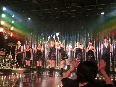 昭和歌謡ショー&「虎姫一座」_f0019247_1543403.jpg