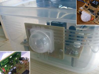 赤外線撮影装置(プロトタイプ IR-X1号)完成_c0063348_6501024.jpg