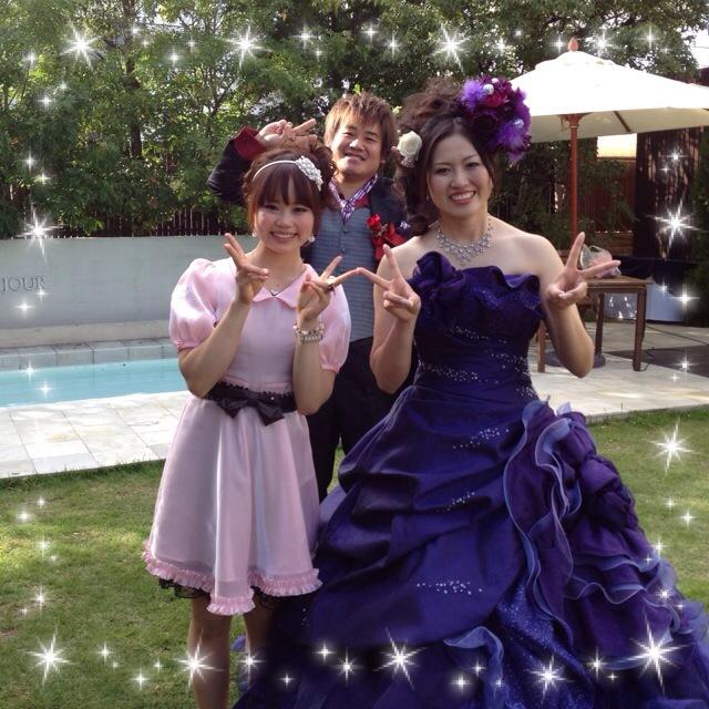 お姉ちゃんの結婚式☆彡_a0258349_103326.jpg