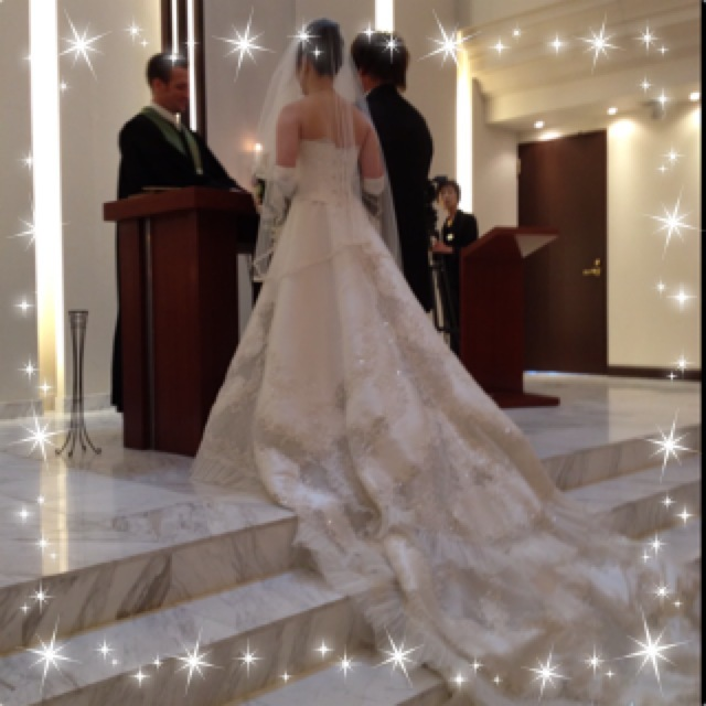 お姉ちゃんの結婚式☆彡_a0258349_103360.jpg