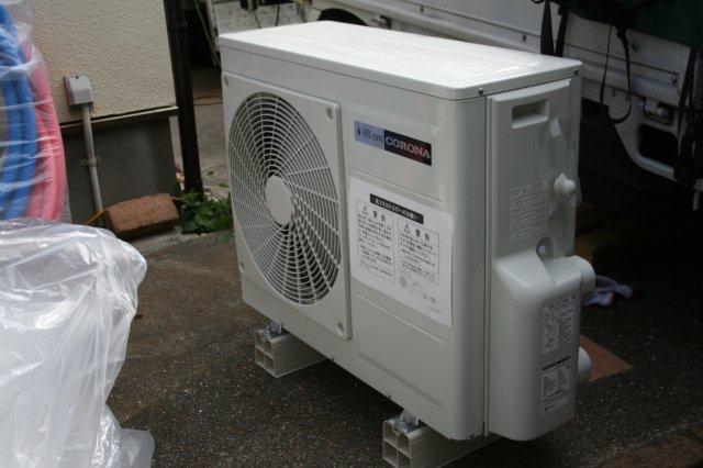 Panasonic太陽光発電とCORONAエコキュート1(小平市)_e0207151_20261366.jpg