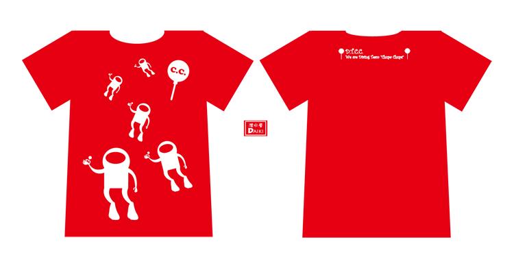 NEW☆Tシャツ@丘ログ_e0158261_1321854.jpg