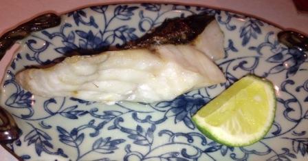 「新鮮なお魚が味わえるご近所ごはん。」_a0138976_18262322.jpg