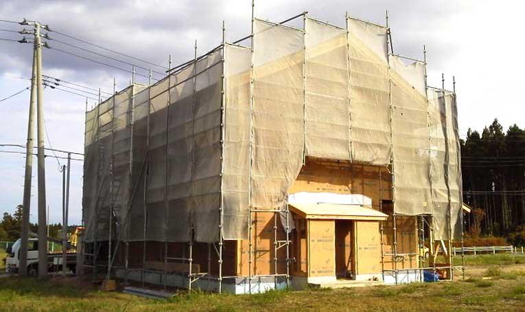 H邸「上北手の家」_f0150893_1191414.jpg
