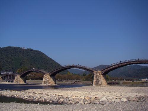 錦帯橋&山賊_a0047200_12194267.jpg