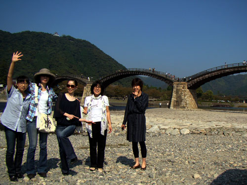 錦帯橋&山賊_a0047200_12194763.jpg