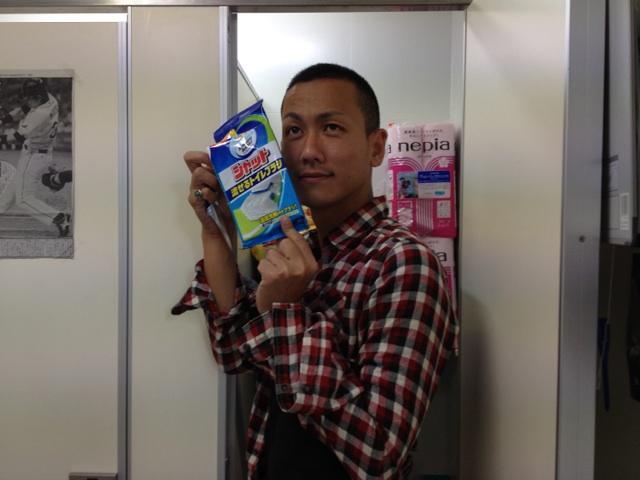 10月18日(木) 阿部ちゃんのニコニコブログ★_b0127002_18352995.jpg