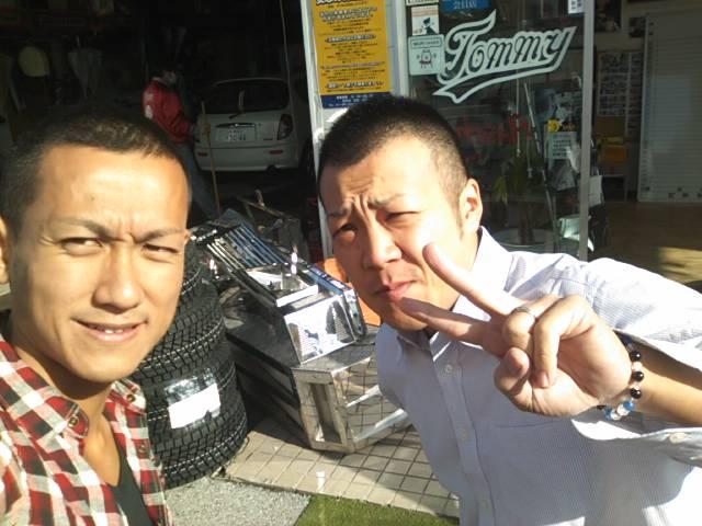 ランクルトミー札幌店(^o^)開店準備中!_b0127002_994996.jpg
