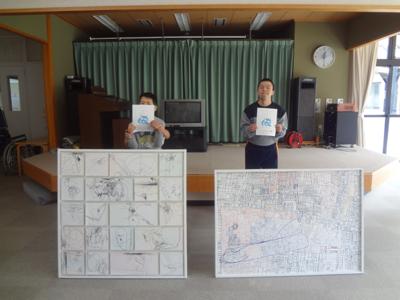 松阪市美術展覧会に利用者さんの作品が入選!_a0154110_8272119.jpg