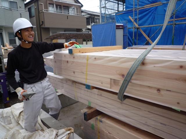構造材 from 加子母(かしも)_f0207410_17271394.jpg