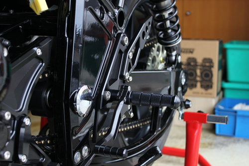 ZEPHYR1100 フルコンプリート車両製作 NO23_d0038712_22122965.jpg