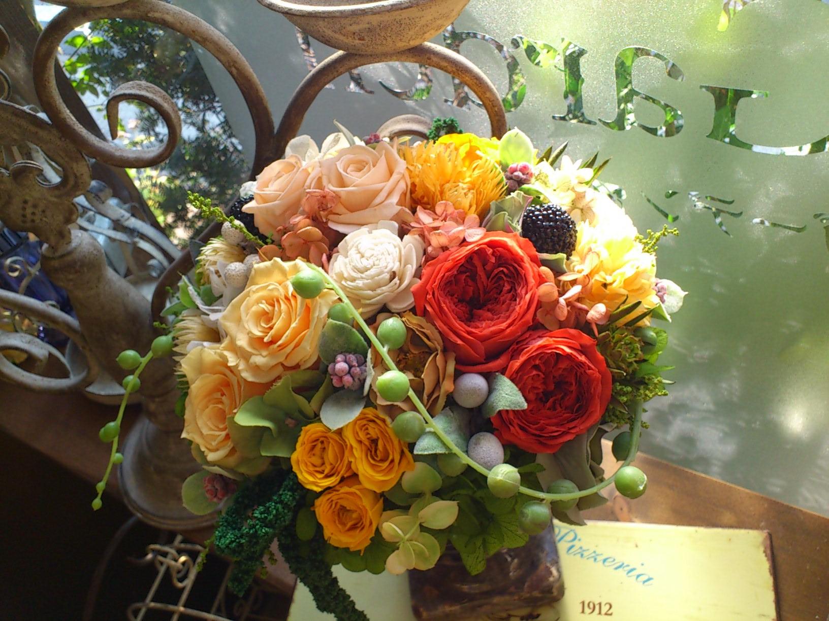 お祝いの贈り花_e0128024_15222281.jpg