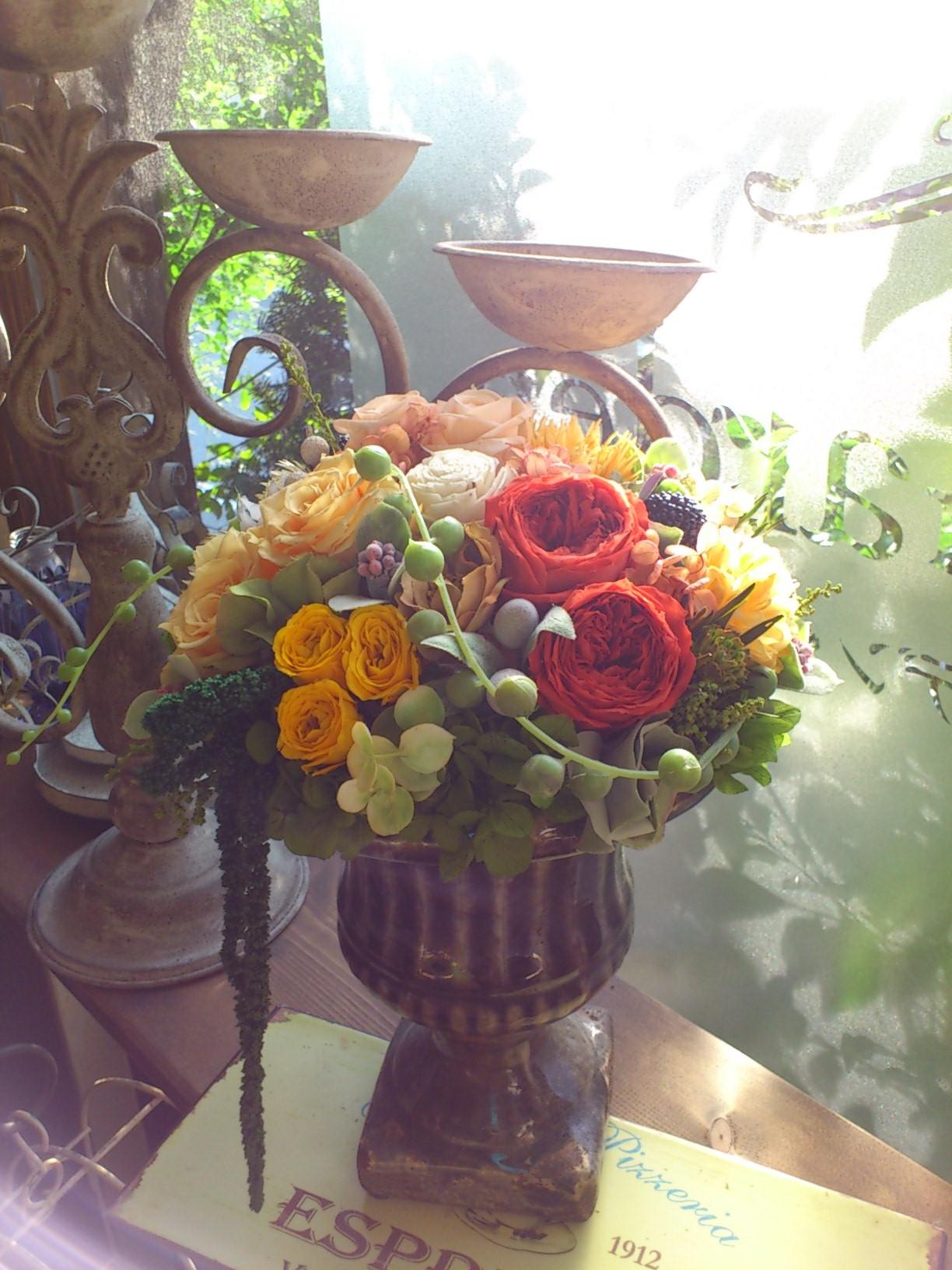 お祝いの贈り花_e0128024_15224010.jpg