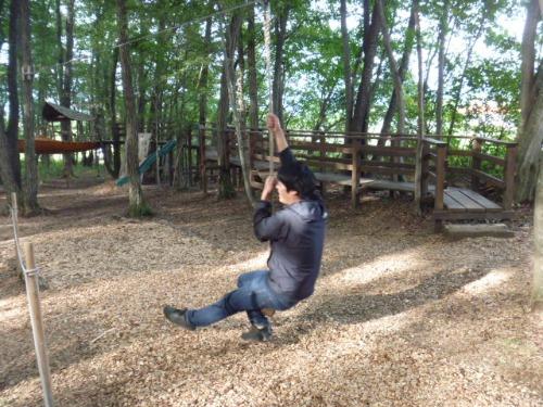 樹上で秋を感じよう_b0174425_1054237.jpg