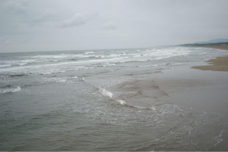 今日の海_c0132732_13462229.jpg