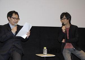 「メタルギアソリッド」シリーズの小島秀夫監督こんなに面白くてわくわくする映画はないと絶賛『アルゴ』_e0025035_10263884.jpg