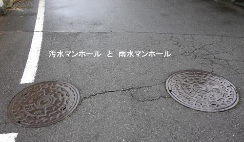 下水道を考えるⅡ(小金井小次郎、汚水、雨水吐き室、スクリーン、合流式下水道、分流式、吐口、野川)_e0223735_1213332.jpg