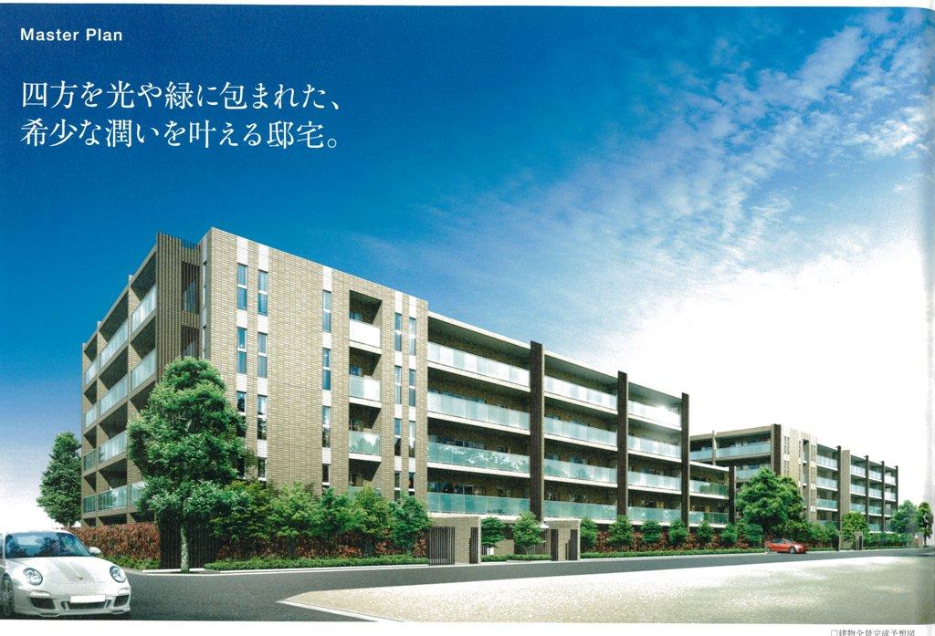 新築未入居マンション 武蔵新城 徒歩8分 _c0187642_15161482.jpg