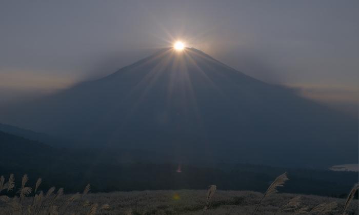 三国峠ダイヤモンド富士_a0150260_214778.jpg