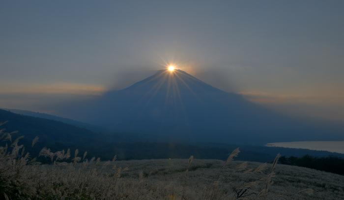 三国峠ダイヤモンド富士_a0150260_2162937.jpg