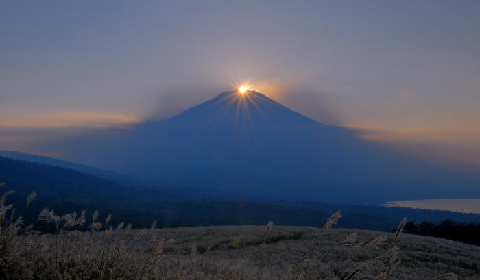 三国峠ダイヤモンド富士_a0150260_2171535.jpg