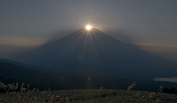 三国峠ダイヤモンド富士_a0150260_291349.jpg