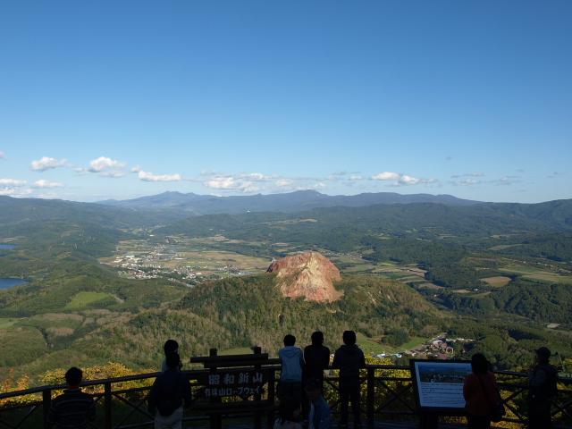 有珠山展望台_d0153062_8443736.jpg