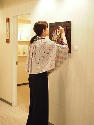生活の中で楽しめる漆と日本画_a0131787_1657575.jpg