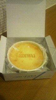 チーズケーキ!_d0178587_1029075.jpg