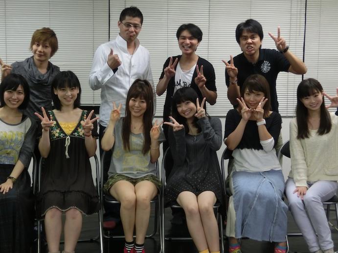 「喝采アニソンミュージカルVer」一般発売直前スペシャルニコニコ生放送_a0114206_0384245.jpg