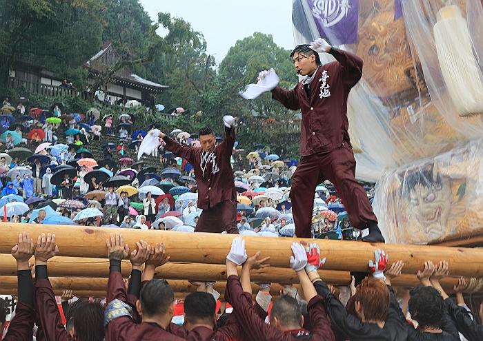 """""""新居浜太鼓祭り"""" 続編_a0140608_23222445.jpg"""