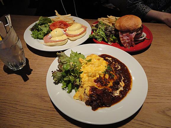 Glorious Chain Caféでランチ☆_e0230011_17105380.jpg