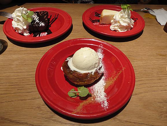 Glorious Chain Caféでランチ☆_e0230011_1714255.jpg