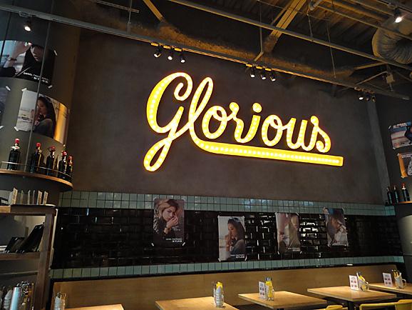 Glorious Chain Caféでランチ☆_e0230011_17153823.jpg