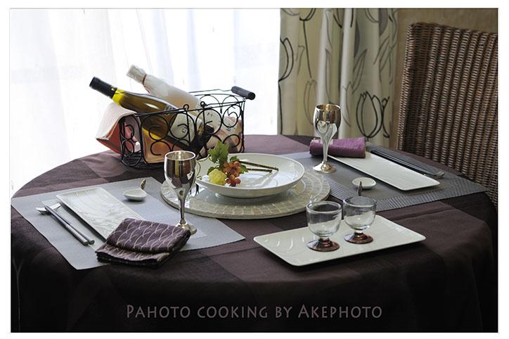お酒を楽しむテーブル♪_e0127416_17193261.jpg