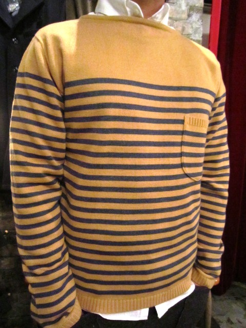 "ANACHRONORM ""B.D Shirts & SWEATER\"" ご紹介_f0191324_12325271.jpg"