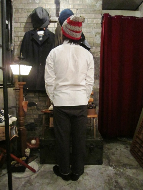 "ANACHRONORM ""B.D Shirts & SWEATER\"" ご紹介_f0191324_1232811.jpg"